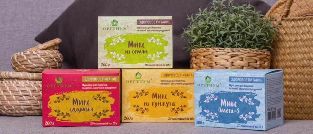 ОРГТИУМ - компания, реализующая и производящая натуральные продукты питания.